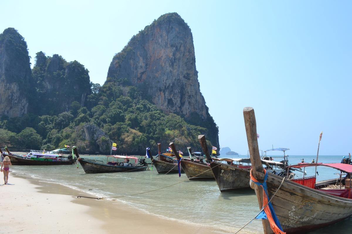 Krabi - Ao Nang - Railay, Thailand