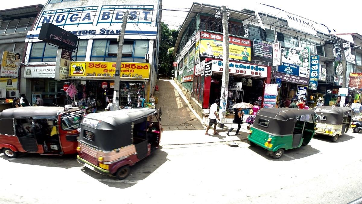 Einreise nach Sri Lanka